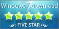 Free Downloads - Windows 7 Download award